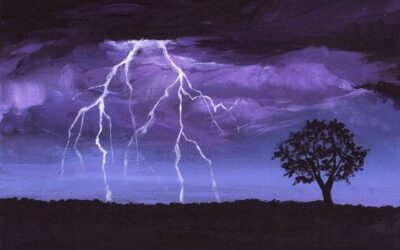 První jarní bouřka & katalyzace záměrů